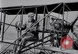 Image of Glen Curtiss Rheims France, 1909, second 24 stock footage video 65675040855
