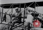 Image of Glen Curtiss Rheims France, 1909, second 27 stock footage video 65675040855