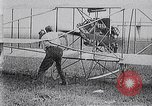 Image of Glen Curtiss Rheims France, 1909, second 33 stock footage video 65675040855