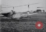 Image of dangerous would-be flying contraption United States USA, 1903, second 20 stock footage video 65675040857