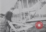 Image of Wilbur Wright France, 1908, second 11 stock footage video 65675040862