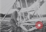 Image of Wilbur Wright France, 1908, second 12 stock footage video 65675040862