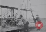 Image of Wilbur Wright France, 1908, second 54 stock footage video 65675040862