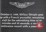 Image of Wilbur Wright France, 1908, second 53 stock footage video 65675040864