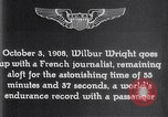 Image of Wilbur Wright France, 1908, second 55 stock footage video 65675040864