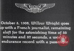 Image of Wilbur Wright France, 1908, second 61 stock footage video 65675040864
