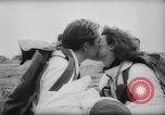 Image of Parachute competition Paris France, 1958, second 62 stock footage video 65675040894