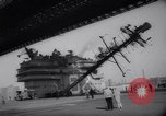 Image of USS Independence CV-62 New York City USA, 1959, second 37 stock footage video 65675040895