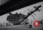 Image of USS Independence CV-62 New York City USA, 1959, second 39 stock footage video 65675040895