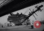 Image of USS Independence CV-62 New York City USA, 1959, second 40 stock footage video 65675040895
