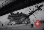 Image of USS Independence CV-62 New York City USA, 1959, second 41 stock footage video 65675040895