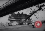 Image of USS Independence CV-62 New York City USA, 1959, second 42 stock footage video 65675040895