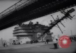 Image of USS Independence CV-62 New York City USA, 1959, second 43 stock footage video 65675040895