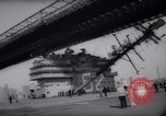 Image of USS Independence CV-62 New York City USA, 1959, second 44 stock footage video 65675040895