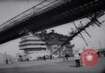Image of USS Independence CV-62 New York City USA, 1959, second 46 stock footage video 65675040895