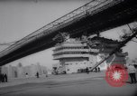 Image of USS Independence CV-62 New York City USA, 1959, second 49 stock footage video 65675040895