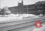Image of snow Cleveland Ohio USA, 1962, second 22 stock footage video 65675040902