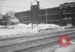 Image of snow Cleveland Ohio USA, 1962, second 23 stock footage video 65675040902