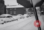 Image of snow Cleveland Ohio USA, 1962, second 30 stock footage video 65675040902