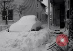 Image of snow Cleveland Ohio USA, 1962, second 35 stock footage video 65675040902