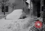 Image of snow Cleveland Ohio USA, 1962, second 36 stock footage video 65675040902