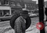Image of snow Cleveland Ohio USA, 1962, second 51 stock footage video 65675040902