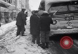 Image of snow Cleveland Ohio USA, 1962, second 60 stock footage video 65675040902