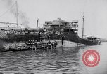 Image of Damaged ship Atlantic Coast, 1942, second 7 stock footage video 65675040908