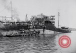 Image of Damaged ship Atlantic Coast, 1942, second 8 stock footage video 65675040908