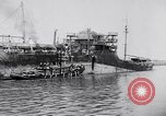 Image of Damaged ship Atlantic Coast, 1942, second 10 stock footage video 65675040908