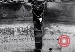 Image of Damaged ship Atlantic Coast, 1942, second 14 stock footage video 65675040908