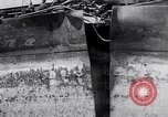 Image of Damaged ship Atlantic Coast, 1942, second 18 stock footage video 65675040908