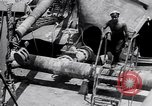 Image of Damaged ship Atlantic Coast, 1942, second 22 stock footage video 65675040908
