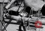Image of Damaged ship Atlantic Coast, 1942, second 25 stock footage video 65675040908