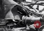 Image of Damaged ship Atlantic Coast, 1942, second 27 stock footage video 65675040908