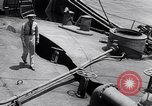 Image of Damaged ship Atlantic Coast, 1942, second 28 stock footage video 65675040908