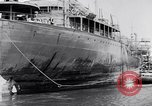 Image of Damaged ship Atlantic Coast, 1942, second 44 stock footage video 65675040908