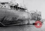 Image of Damaged ship Atlantic Coast, 1942, second 47 stock footage video 65675040908