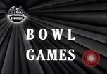 Image of Bowl games New Orleans Louisiana USA, 1947, second 5 stock footage video 65675040923