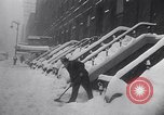 Image of Blizzard of 1947 New York City USA, 1947, second 20 stock footage video 65675040929