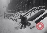 Image of Blizzard of 1947 New York City USA, 1947, second 21 stock footage video 65675040929