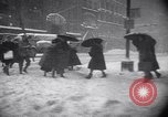 Image of Blizzard of 1947 New York City USA, 1947, second 25 stock footage video 65675040929