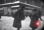 Image of Blizzard of 1947 New York City USA, 1947, second 30 stock footage video 65675040929