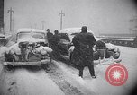 Image of Blizzard of 1947 New York City USA, 1947, second 32 stock footage video 65675040929