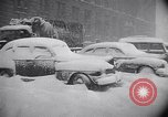 Image of Blizzard of 1947 New York City USA, 1947, second 36 stock footage video 65675040929