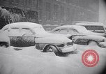Image of Blizzard of 1947 New York City USA, 1947, second 37 stock footage video 65675040929