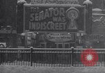 Image of Blizzard of 1947 New York City USA, 1947, second 54 stock footage video 65675040929