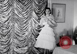 Image of Fashion Parade New York United States USA, 1956, second 6 stock footage video 65675040936
