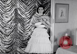 Image of Fashion Parade New York United States USA, 1956, second 8 stock footage video 65675040936