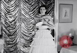 Image of Fashion Parade New York United States USA, 1956, second 9 stock footage video 65675040936